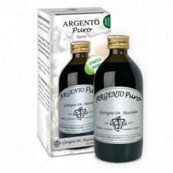 ARGENTO PURO 200 ml liquido analcoolico - Dr. Giorgini