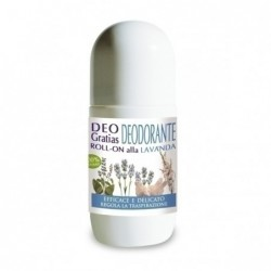 DEO GRATIAS Deodorante Roll-on Lavanda 50 ml -...