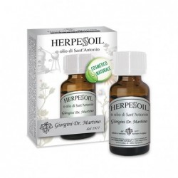 HERPES OIL O OLIO DI SANT'ANTONIO 15 ml - Dr....