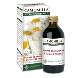 CAMOMILLA ESTRATTO INTEGRALE 200 ml - Dr. Giorgini