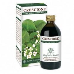 CRESCIONE ESTRATTO INTEGRALE 200 ml - Dr. Giorgini
