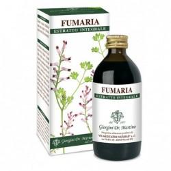 FUMARIA ESTRATTO INTEGRALE 200 ml - Dr. Giorgini