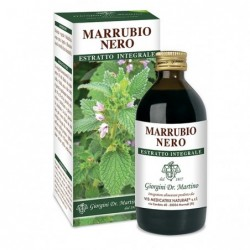 MARRUBIO NERO ESTRATTO INTEGRALE 200 ml - Dr....