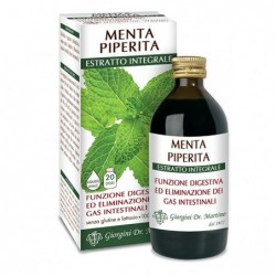 MENTA PIPERITA ESTRATTO INTEGRALE 200 ML - Dr....