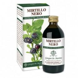 MIRTILLO NERO ESTRATTO INTEGRALE 200 ml - Dr. Giorgini