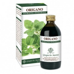 ORIGANO ESTRATTO INTEGRALE 200 ml - Dr. Giorgini