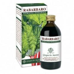 RABARBARO ESTRATTO INTEGRALE 200 ml - Dr. Giorgini