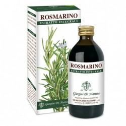 ROSMARINO ESTRATTO INTEGRALE 200 ml - Dr. Giorgini