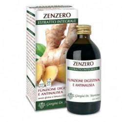 ZENZERO ESTRATTO INTEGRALE 200 ML - Dr. Giorgini
