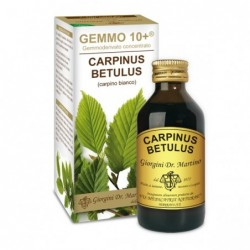 GEMMO 10+ Carpino Bianco 100 ml liquido analcoolico...