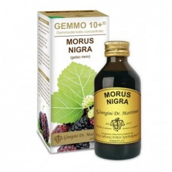 GEMMO 10+ Gelso Nero 100 ml...