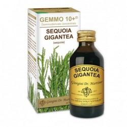 GEMMO 10+ Sequoia 100 ml liquido analcoolico -...