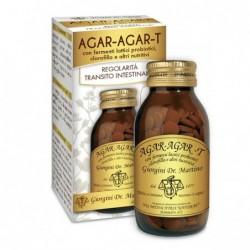 AGAR-AGAR-T con fermenti lattici e clorofilla 180...