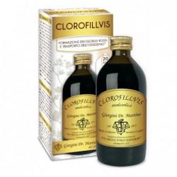 CLOROFILLVIS 200 ml liquido analcoolico - Dr. Giorgini