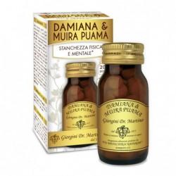 DAMIANA & MUIRA PUAMA 100 pastiglie (50 g) - Dr....