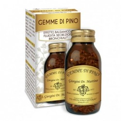 GEMME di PINO 100 softgel - Dr. Giorgini