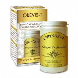 OBEVIS-T 400 pastiglie (200 g) - Dr. Giorgini