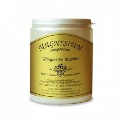 MAGNESIUM COMPOSITUM 500 g polvere - Dr. Giorgini