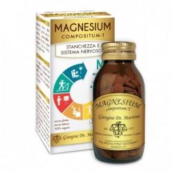 MAGNESIUM COMPOSITUM-T 140 pastiglie (70 g) - Dr....