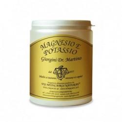 MAGNESIO E POTASSIO 360 g polvere - Dr. Giorgini