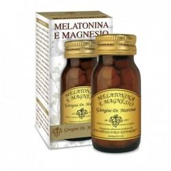 MELATONINA E MAGNESIO 75 pastiglie (45 g) - Dr....