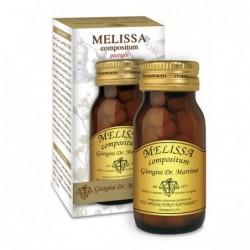 MELISSA COMPOSITUM 100 pastiglie (50 g) - Dr. Giorgini