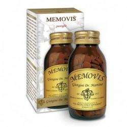 MEMOVIS 180 pastiglie (90 g) - Dr. Giorgini