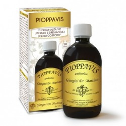 PIOPPAVIS 500 ml liquido analcoolico - Dr. Giorgini