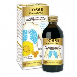 TOSSE CONTROL PLUS 200 ml liquido analcoolico -...