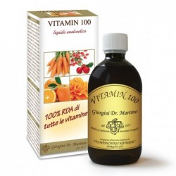 VITAMIN 100 500 ml liquido analcoolico - Dr. Giorgini