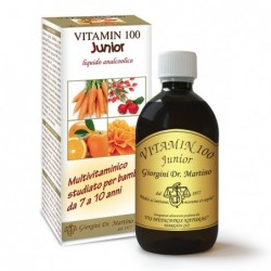 VITAMIN 100 Junior 500 ml liquido analcoolico - Dr....