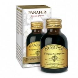 PANAFER - Bevanda Spiritosa 50 ml - Dr. Giorgini