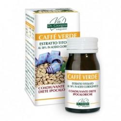 CAFFE' VERDE ESTRATTO TITOLATO 60 pastiglie (30...