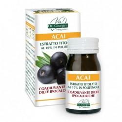 ACAI ESTRATTO TITOLATO 60 pastiglie (30 g) - Dr....