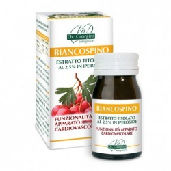 BIANCOSPINO ESTRATTO TITOLATO 60 pastiglie (30 g) -...