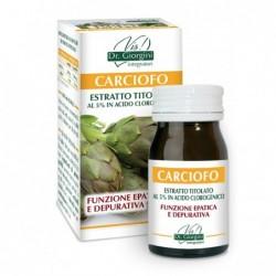 CARCIOFO ESTRATTO TITOLATO 60 pastiglie (30 g) - Dr....