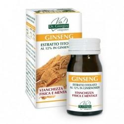 GINSENG ESTRATTO TITOLATO 60 pastiglie (30 g) - Dr....