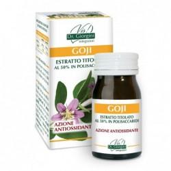 GOJI ESTRATTO TITOLATO 60 pastiglie (30 g) - Dr....