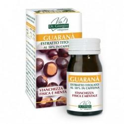 GUARANA' ESTRATTO TITOLATO 60 pastiglie (30 g) - Dr....