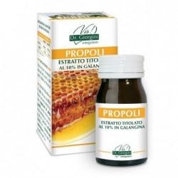 PROPOLI ESTRATTO TITOLATO 60 pastiglie (30 g) -...