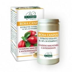 ROSA CANINA ESTRATTO TITOLATO 100 g polvere - Dr....