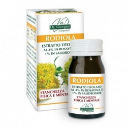 RODIOLA ESTRATTO TITOLATO 60 pastiglie (30 g) - Dr....