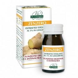 ZENZERO ESTRATTO TITOLATO 60 pastiglie (30 g) -...