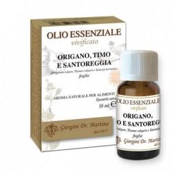 Origano-Timo-Santoreggia Olio...