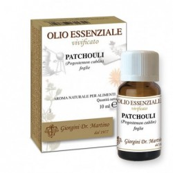 Patchouli Olio Essenziale 10 ml...