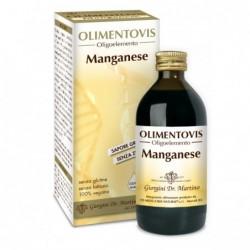 MANGANESE Olimentovis 200 ml - Dr. Giorgini