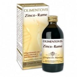 ZINCO RAME Olimentovis 200 ml - Dr. Giorgini
