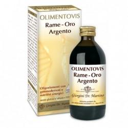 RAME ORO ARGENTO Olimentovis 200 ml - Dr. Giorgini