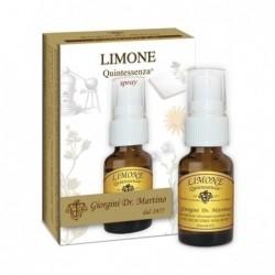 LIMONE Quintessenza 15 ml spray - Dr. Giorgini