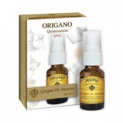 ORIGANO Quintessenza 15 ml spray - Dr. Giorgini